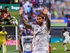 Los cinco jugadores más fieles de Primera. EFE