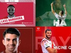 Las últimas novedades de Segunda. Lugo/Elche/Almeria/Rayo