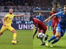 Napoli insiste em Berge e Amrabat como reforços de Gattuso. AFP