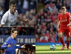 11 estrelas da Premier que nunca levantaram a taça. EFE - AFP