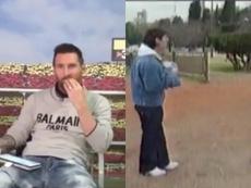 Messi voltou a falar sobre o que seria ganhar um mundial. Capturas/TyCSports