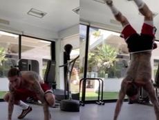 Sergio Ramos surpreende em novo desafio. Instagram/sergioramos