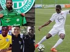 Bernio Verhagen engañó a cuatro clubes. Viborg - Cape Town - Audax Italiano