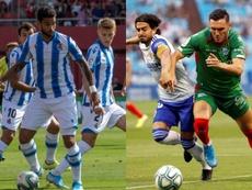 Willian José y Lucas Pérez son los favoritos del Barcelona. EFE