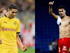 Le Real Madrid a de l'avenir sur les côtés. EFE/BVB