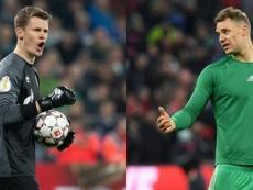 Negócio com Alexander Nubel pode pesar na renovação de Neuer. AFP