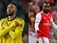 They could leave Arsenal. Montage/AFP