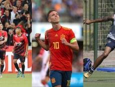El Atlético piensa a largo plazo y sigue a estos jóvenes jugadores. EFE/BocaJuniors