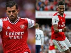 Dani Ceballos falou sobre o ataque do Arsenal. EFE