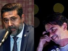 Angelici recomendó a Gallardo para la 'Albiceleste'. EFE