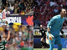 Já são conhecidos os 16 participantes da Copa Ouro. Montaje/EFE