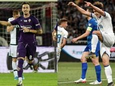 L'Inter veut faire ses courses chez la Fiorentina. AFP/Twitter/acffiorentina