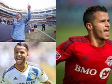 Giovinco, Villa y Dos Santos, entre los seis mejor pagados. BeSoccer