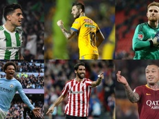 There are some big-name absentees. ESE/AFP/BeSoccer