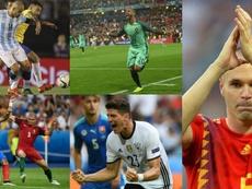 Muchos 'cracks' han vivido su último Mundial. EFE