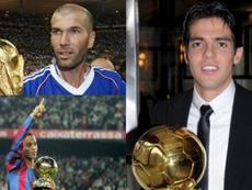 Otto giocatori che hanno fatto la storia. BeSoccer/AFP/FCBarcelona