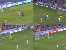Les 13 arrêts qui ont éliminé le Honduras de la Gold Cup. Capturas/CopaOro