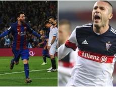 Messi has scored fewer goals. BeSoccer