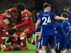 Liverpool e Chelsea discutem quarta posição. BeSoccer