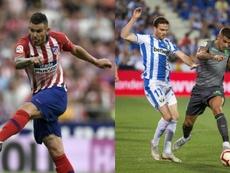 Lucas y Theo, campeones con Bayern y Real Madrid. EFE