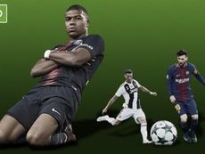 Mbappé fait mieux que les deux superstars. BeSoccer