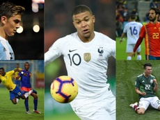 Cinco dos futuros craques do futebol mundial. BeSoccer