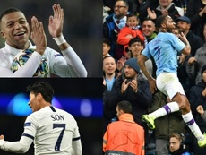 Tottenham lead the way. BeSoccer/AFP