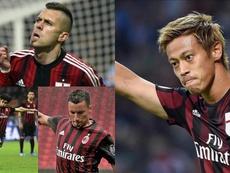 México acoge a ex jugadores del Milan. BeSoccer