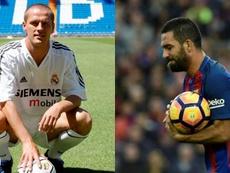 Cinco fichajes que frenaron la carrera de estos futbolistas. Montaje/RealMadrid/AFP