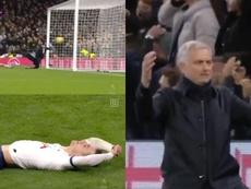 Lo Celso a raté l'immanquable face à Liverpool. Montage/DAZN