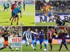 Oyarzabal, Soler, Vidal, Unal and Bardhi all make the list. BeSoccer