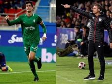 Sporting y Athletic solventaron sus partidos y estarán en octavos de Copa. Montaje/BeSoccer