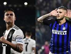 Icardi-Dybala swap deal, 'anti Juve' clause and PSG interest. AFP