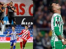 Pavone, Jony, Sergio León... y otros rumores del día. Montaje/EFE
