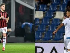 El gol inesperado. BeSoccer/AFP