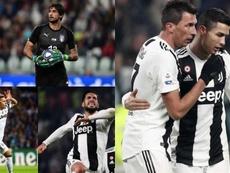 Le 7 cessioni che la Juve farà a gennaio. BeSoccer/EFE/AFP
