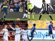 Cuatro nombres para un Barça B de Segunda. Boca/AFC/Juventus/LaLiga