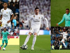Agora é a hora do 'Baby Madrid'. Montagem/EFE/RealMadrid