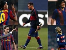 Messi, ¿el décimo 'supercrack' con un feo final en el Barça? EFE/AFP/LaDeport
