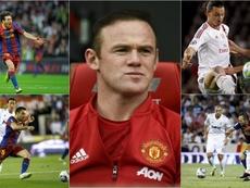 El sueño de Rooney. AFP/EFE