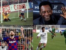 Los grandes récords de la historia del fútbol. AFP/EFE