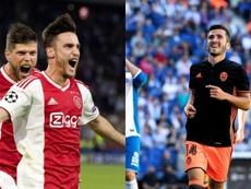 L'Atlético devra  faire un choix entre les deux. EFE