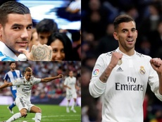 Napoli's transfer targets are in Real Madrid. Montage/EFE