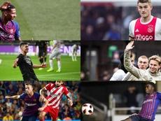 Le Barça mise sur l'avenir. EFE