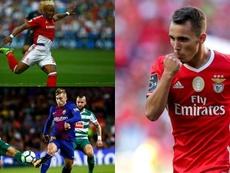 Varias promesas no llegaron al primer equipo. AFP/EFE