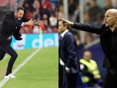 Una rivalidad de los 90. Mallorca/EFE