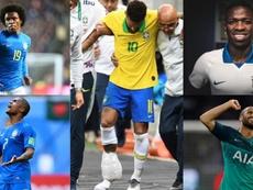 Qui pour remplacer Neymar en sélection ? EFE