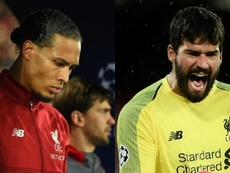 Liverpool want to renew their contracts. Montage/AFP