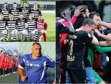 Los cuatro peores equipos de Europa. BeSoccer