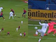 Higuaín-Pizarro, la conexión letal del Inter Miami. Captura/FOXSports